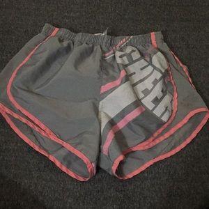 XS shorts